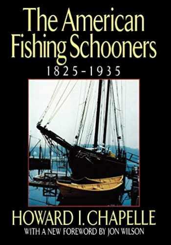 9780393037555-039303755X-The American Fishing Schooners, 1825-1935