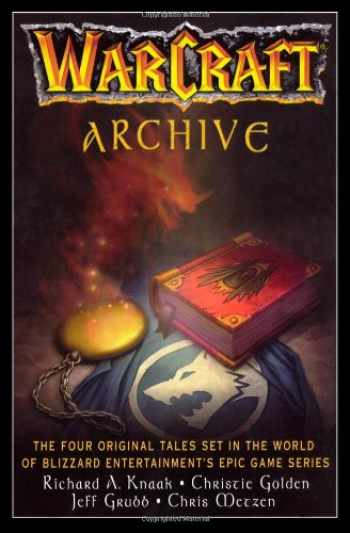9781416525820-1416525823-WarCraft Archive (WORLD OF WARCRAFT)