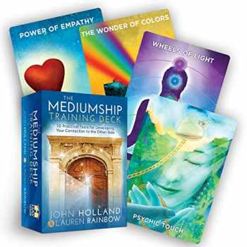 9781401956301-1401956300-The Mediumship Training Deck: 50 Practical Tools for Developing Your Connection to the Other-Side