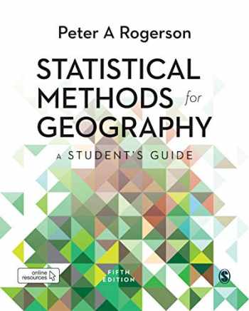 9781526498816-1526498812-Statistical Methods for Geography: A Student's Guide