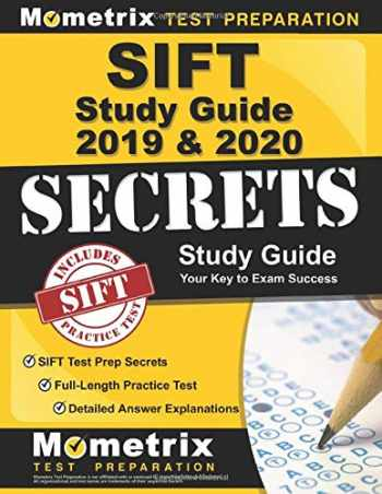 9781516710775-1516710770-SIFT Study Guide 2019 & 2020: SIFT Test Prep Secrets, Full-Length Practice Test, Detailed Answer Explanations: [Includes Exam Review Video Tutorials]
