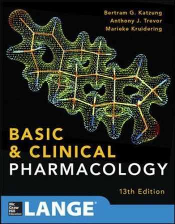 9780071825054-0071825053-Basic & Clinical Pharmacology (Basic and Clinical Pharmacology)