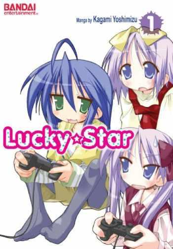 9781604961126-1604961120-Lucky Star, Vol. 1