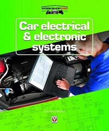 9781787112810-1787112810-Car Electrical & Electronic Systems (WorkshopPro)