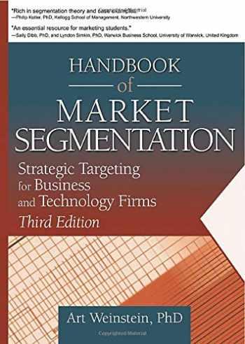 9780789021571-0789021579-Handbook of Market Segmentation (Haworth Series in Segmented, Targeted, and Customized Market)
