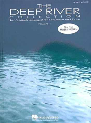 9780634021169-0634021168-The Deep River Collection: Ten Spirituals for Low Voice and Piano (Vocal Library)