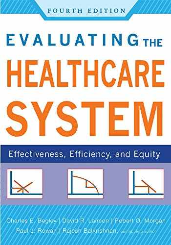 9781567935233-1567935230-Evaluating the Healthcare System: Effectiveness, Efficiency, and Equity (AUPHA/HAP Book)