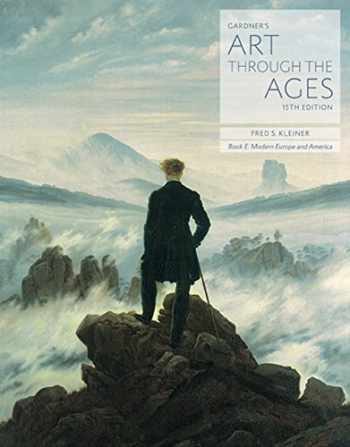 9781285838021-1285838025-Gardner's Art through the Ages: Backpack Edition, Book E: Modern Europe and America