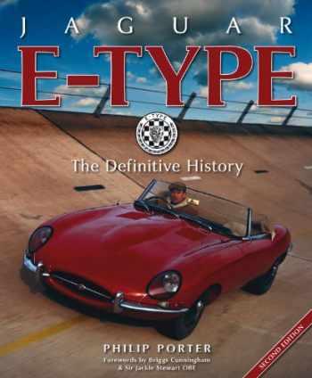 9780857331229-0857331221-Jaguar E-Type: The Definitive History