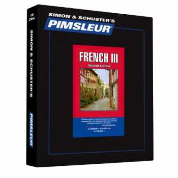 9780743528757-0743528751-Pimsleur French Level 3 CD: Learn to Speak and Understand French with Pimsleur Language Programs (3) (Comprehensive)