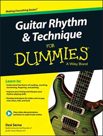 9781119022879-1119022878-Guitar Rhythm and Techniques For Dummies, Book + Online Video and Audio Instruction: Book + Online Video and Audio Instruction