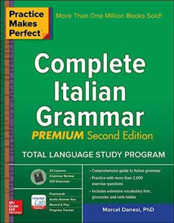 9781259587726-125958772X-Practice Makes Perfect: Complete Italian Grammar, Premium Second Edition