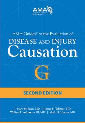 9781603598682-1603598685-AMA Guides to Disease and Injury Causation