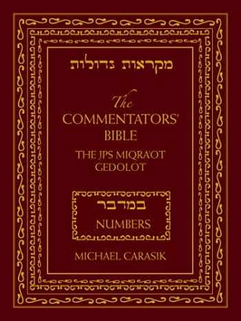 9780827609211-0827609213-The Commentators' Bible: Numbers: The Rubin JPS Miqra'ot Gedolot
