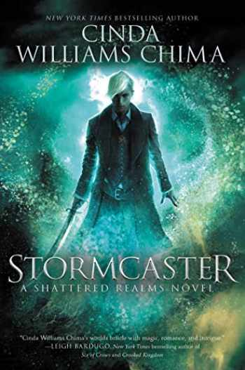 9780062381019-0062381016-Stormcaster (Shattered Realms, 3)