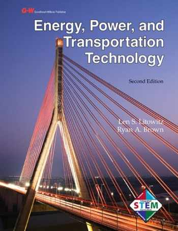 9781605255552-1605255556-Energy, Power, and Transportation Technology