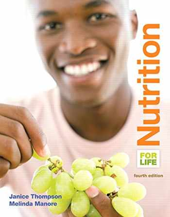 9780133853360-0133853365-Nutrition for Life (4th Edition)