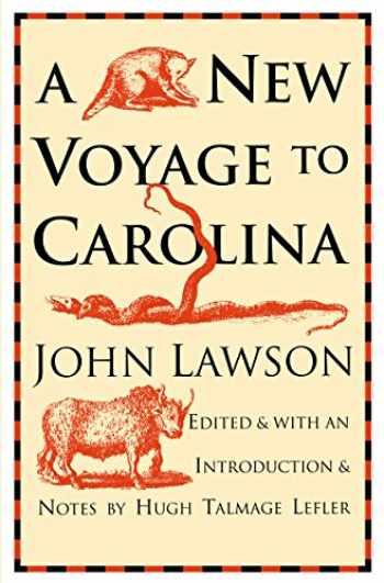 9780807841266-0807841269-A New Voyage to Carolina