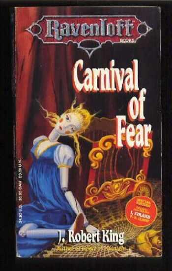 9781560766285-156076628X-Carnival Of Fear (Ravenloft)