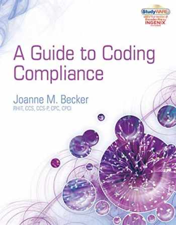 9781435439214-143543921X-Guide to Coding Compliance (Health Information Management Product)