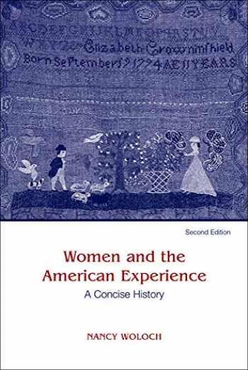9780072418217-0072418214-Women and the American Experience: A Concise History