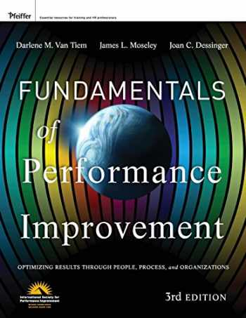 9781118025246-1118025245-Fundamentals of Performance Improvement: Optimizing Results through People, Process, and Organizations