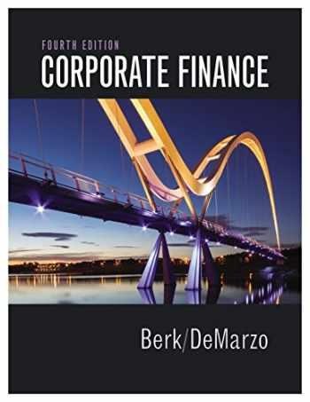 9780134083278-013408327X-Corporate Finance (4th Edition) (Pearson Series in Finance) - Standalone book