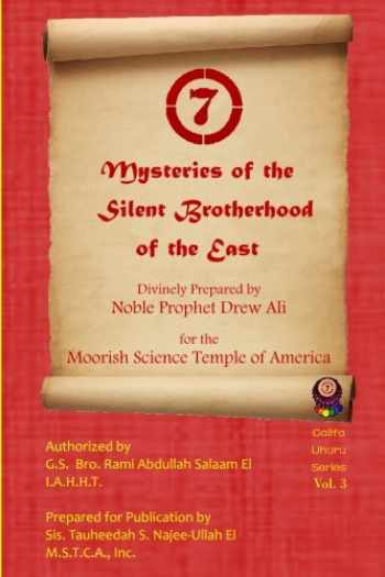 9781500888824-1500888826-Mysteries of the Silent Brotherhood of the East: A.K.A. The Red Book/ Sincerity (Califa Uhuru)