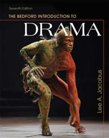 9781457606328-1457606321-The Bedford Introduction to Drama