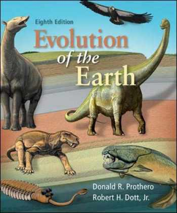 9780072826845-0072826843-Evolution of the Earth