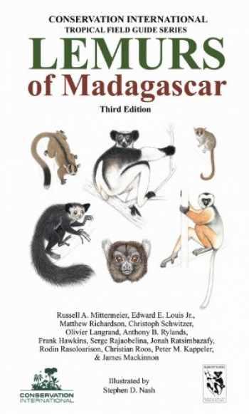 9781934151235-1934151238-Lemurs of Madagascar, 3rd Edition