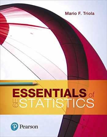 9780134685779-0134685776-Essentials of Statistics (6th Edition)