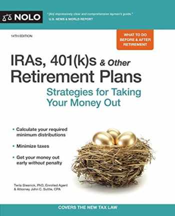9781413326376-1413326374-IRAs, 401(k)s & Other Retirement Plans: Strategies for Taking Your Money Out