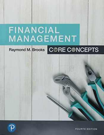9780134830162-0134830164-Financial Management: Core Concepts Plus MyLab Finance with Pearson eText -- Access Card Package (4th Edition) (The Pearson Series in Finance)