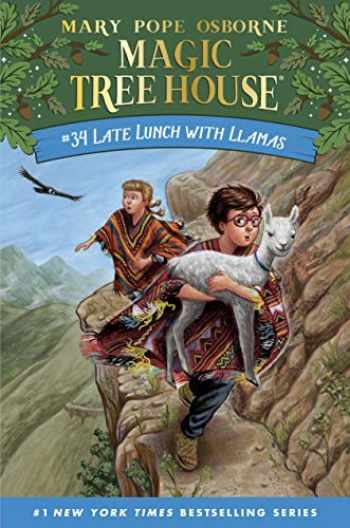 9780525648406-0525648402-Late Lunch with Llamas (Magic Tree House (R))