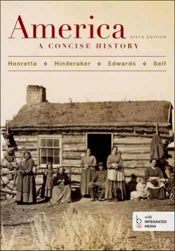 9781457648625-1457648628-America: A Concise History, Combined Volume