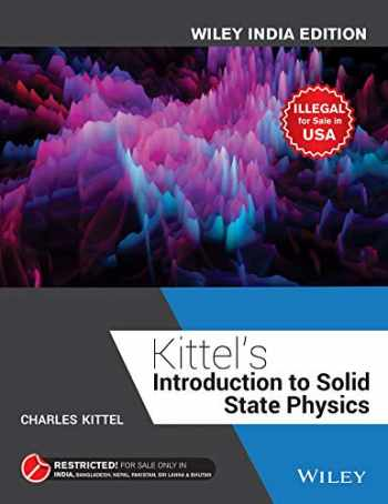 9788126578436-8126578432-Kittels Introduction To Solid State Physics