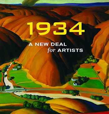 9781904832676-1904832679-1934: A New Deal for Artists
