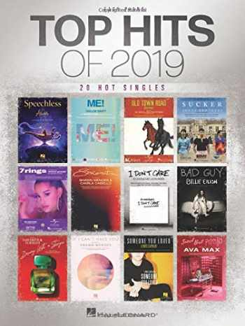 9781540064615-1540064611-Top Hits of 2019: Easy Piano Songbook