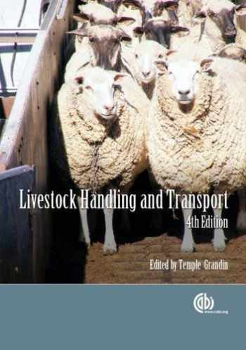 9781780643212-1780643217-Livestock Handling and Transport [OP]