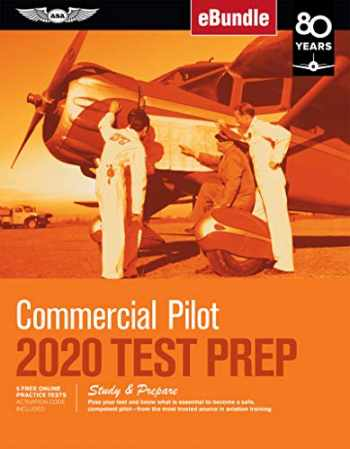 9781619548169-161954816X-Commercial Pilot Test Prep 2020: Study & Prepare: Pass your test and know what is essential to become a safe, competent pilot from the most trusted ... training (eBundle) (Test Prep Series)