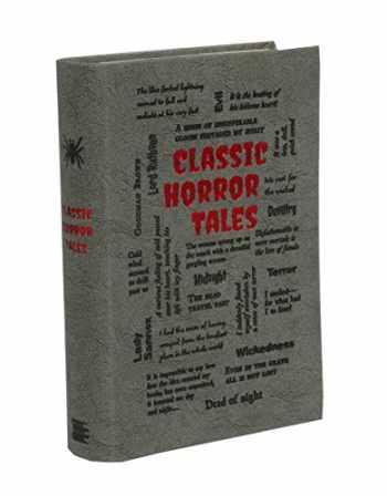 9781626869721-1626869723-Classic Horror Tales (Word Cloud Classics)