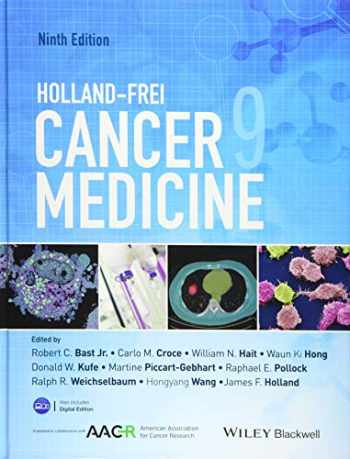 9781118934692-1118934695-Holland-Frei Cancer Medicine Cloth