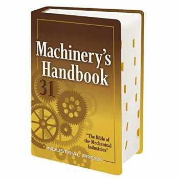 9780831136314-0831136316-Machinery's Handbook: Large Print