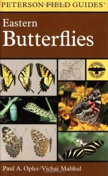 9780395904534-0395904536-A Field Guide to Eastern Butterflies (Peterson Field Guides) (Peterson Field Guide Series)