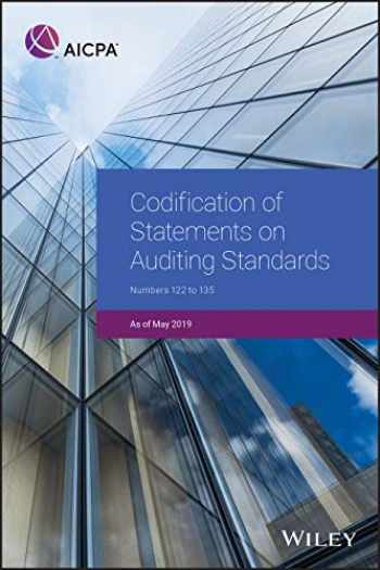 9781948306584-1948306581-Codification of Statements on Auditing Standards 2019: Numbers 122 to 135 (AICPA)
