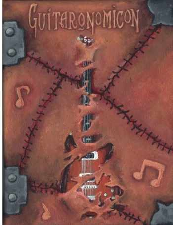 9781502901996-1502901994-Guitaronomicon: All the scales: The collected Basic Scale Guides For Guitar Volumes 1-18 (Volume 19)