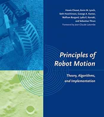 9780262033275-0262033275-Principles of Robot Motion: Theory, Algorithms, and Implementations (Intelligent Robotics and Autonomous Agents series)