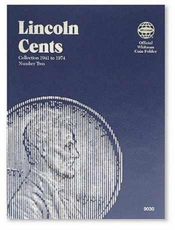 9780307090300-0307090302-Lincoln Cents Folder #2, 1941-1974