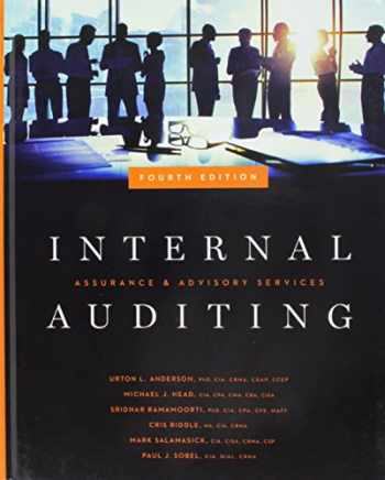 9780894139871-0894139878-Internal Auditing: Assurance & Advisory Services, Fourth Edition